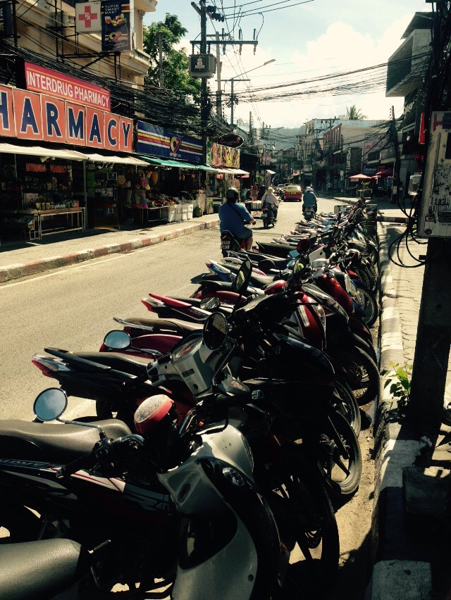 Travelogue: Thailand